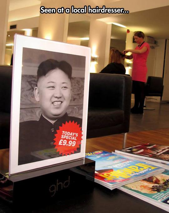 new look. . ittl: ,? ] hairdresser?. 10/10 would get Admin-senpai's haircut