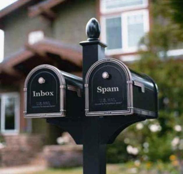 New mail box. smart one too. asdasdasdasd