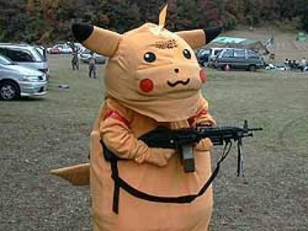 new mega evolution?. you came to the wrong neighborhood .. M249 Pokemon