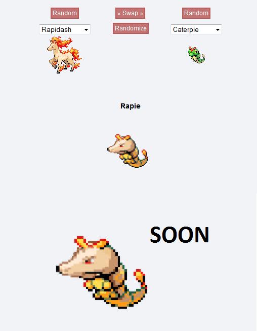 Newest generation of rape. Prepare your anus. Rapidash v Caterpie sillyb SOON Pokemon Rape thegame