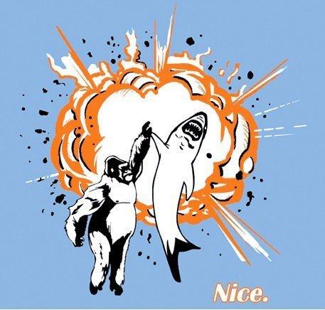 Nice.. Indeed.. nice Shark Gorilla epic
