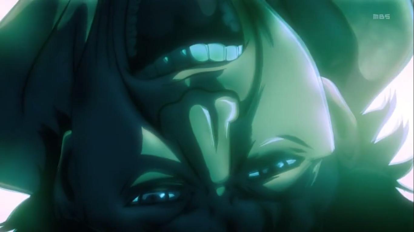 Nicolas Cage as titan. sauce: shingeki no kyojin.