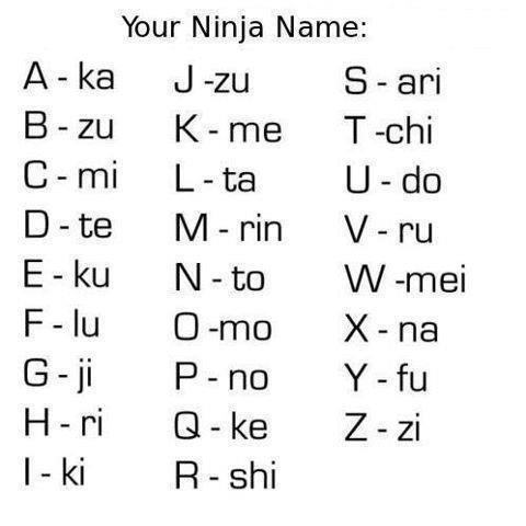 Ninjas. Tekatachimoto. Your Ninja blame: Acka dazu Kame Tthe Cami Leta Date h/ Wamm Filu Uomo Xena Goji Penn Hopi Zazi Icki Flashy. mimoshikufu