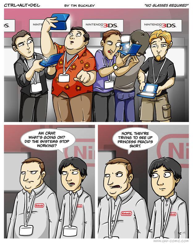 Nintendo 3DS. .. lmfao!