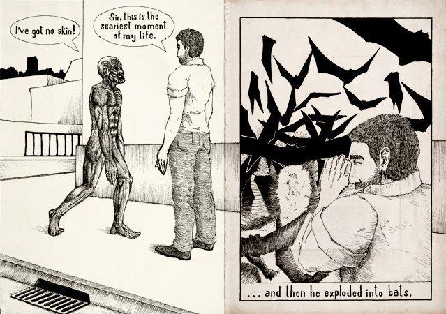 No Skin. . h, t sitt l Starla: rahmen and than he ts) ad' , Lats.