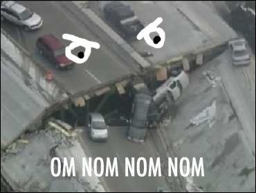 Nom Bridge. It'll eet chu.. NOM