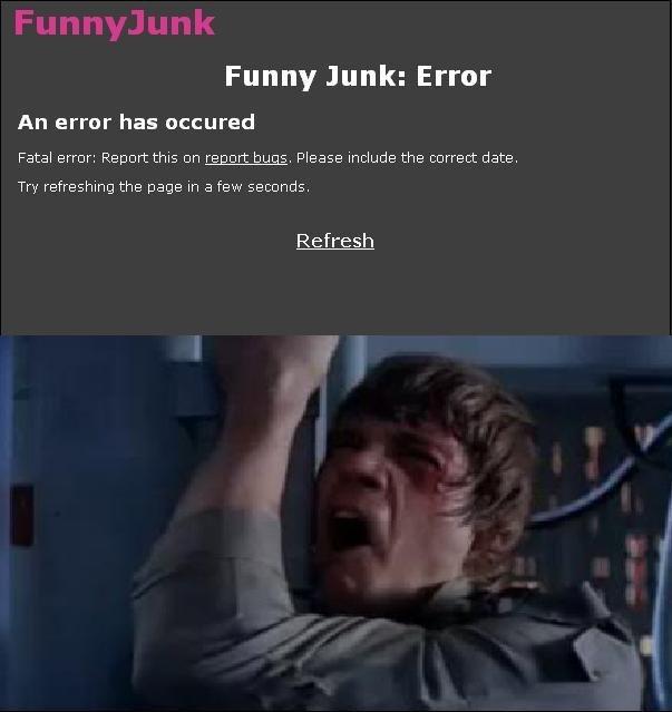NOOOOOOOOO!. OH GOD WHY!?<br /> and this better not be re-taost. Funny Junk: Error An error has uncured Fatal error: Renew this an regert hugs. Please inc