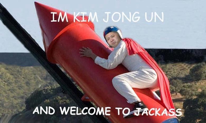 North korea's rocket launch. .. North korea's new rocket program?