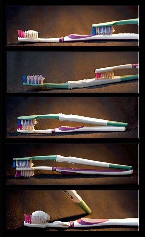 """NSFW.. .. """"Oral"""" B nsfw Toothbrush sex"""