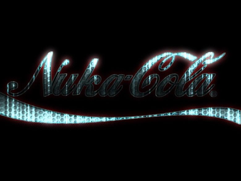 Nuka Cola. .. Most epic wallpapaer