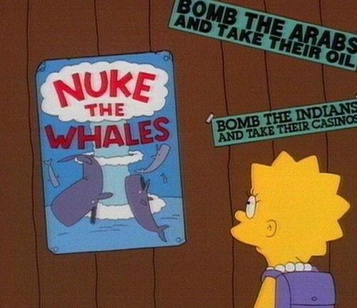 nuke em. .. Gotta nuke something!