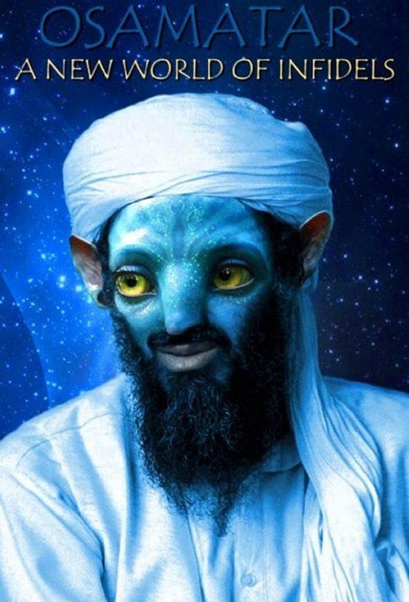 OSAMATAR!. Blue Muslims!.
