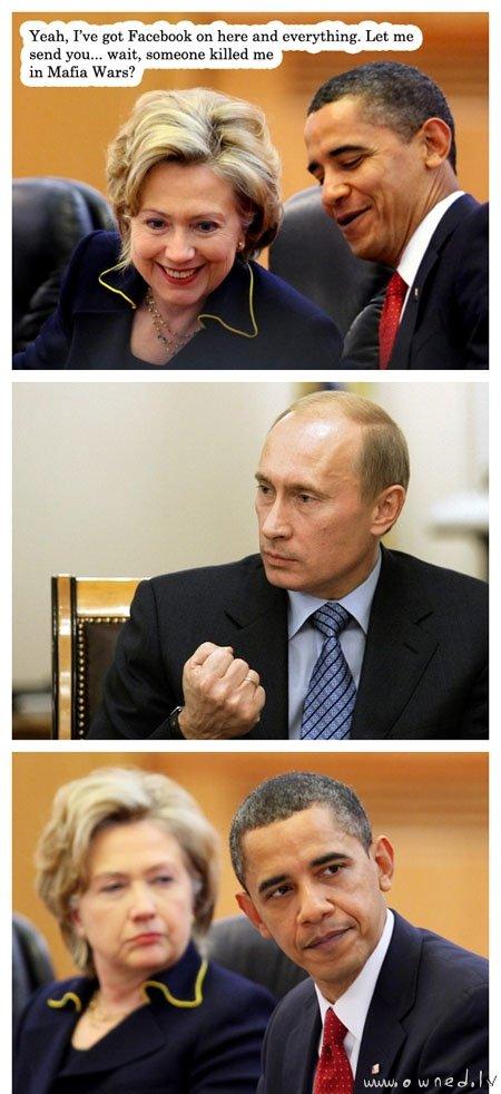 obama and putin. enjoy. obama