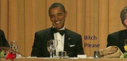 Obama Bitch. .
