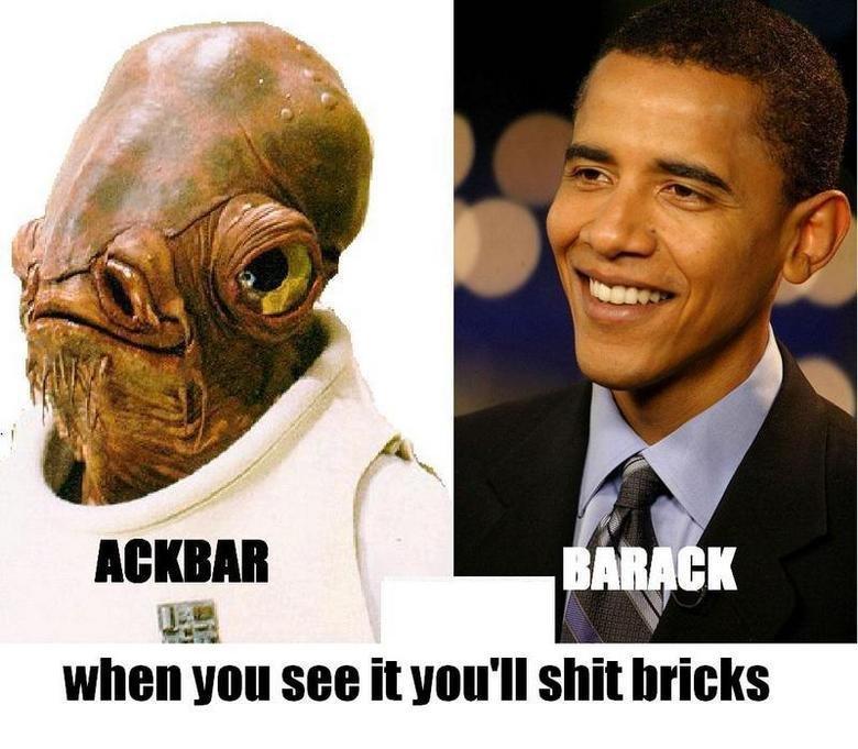 OBAMA MINDFUCK. rate and comment. obama Barack ackbar brix