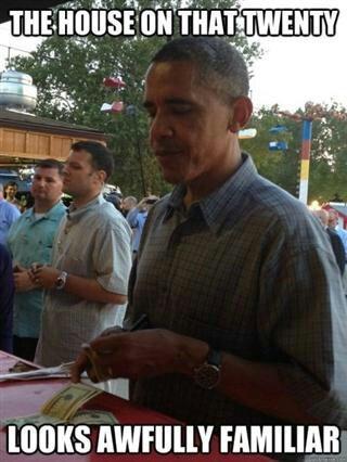 Obamarama. All glory to the hypnotoad!. lies