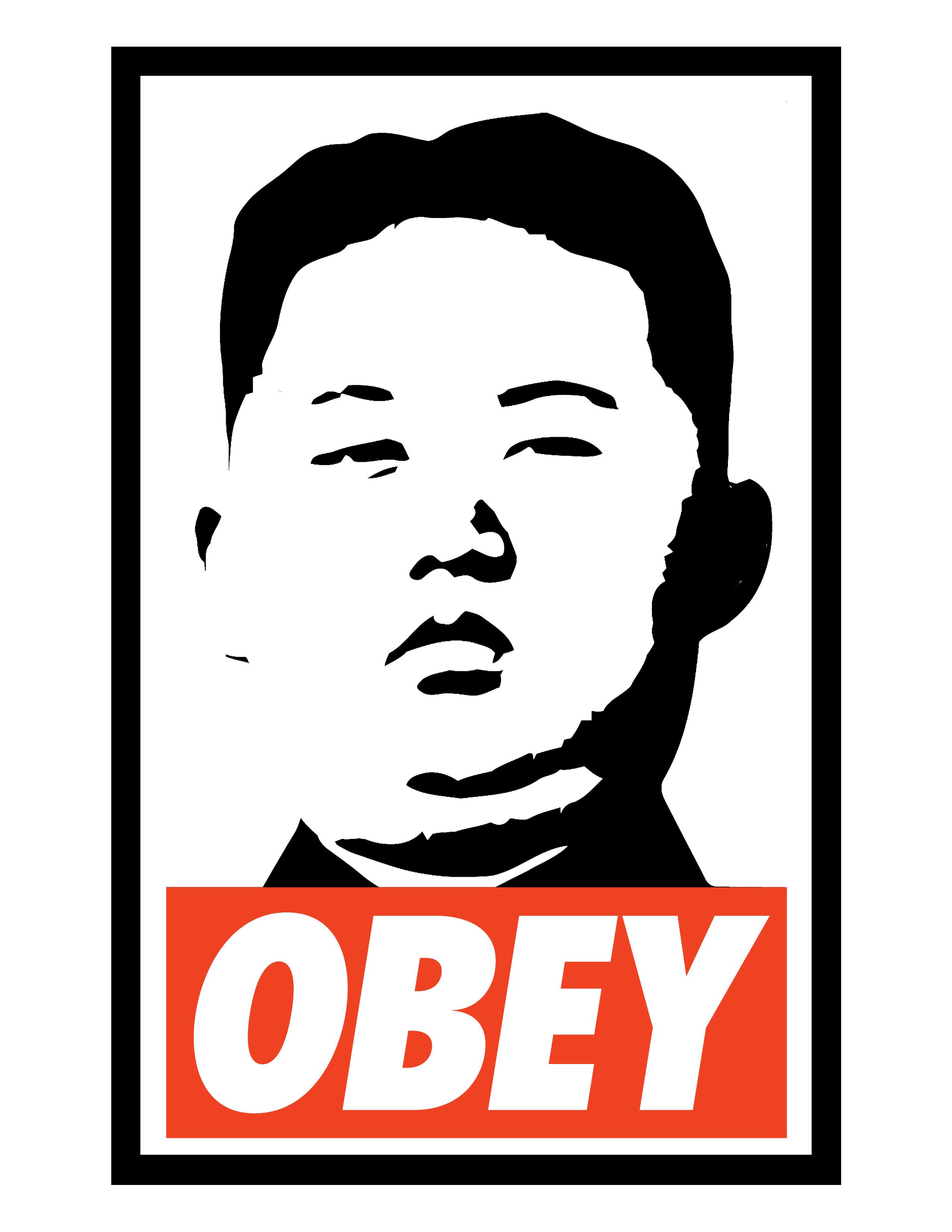 OBEY. oc. oc obey admin