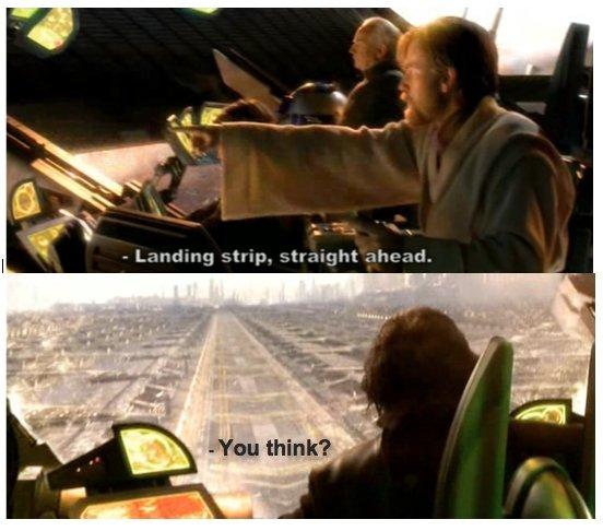Obi Wan knows his shit. Bam! OC.