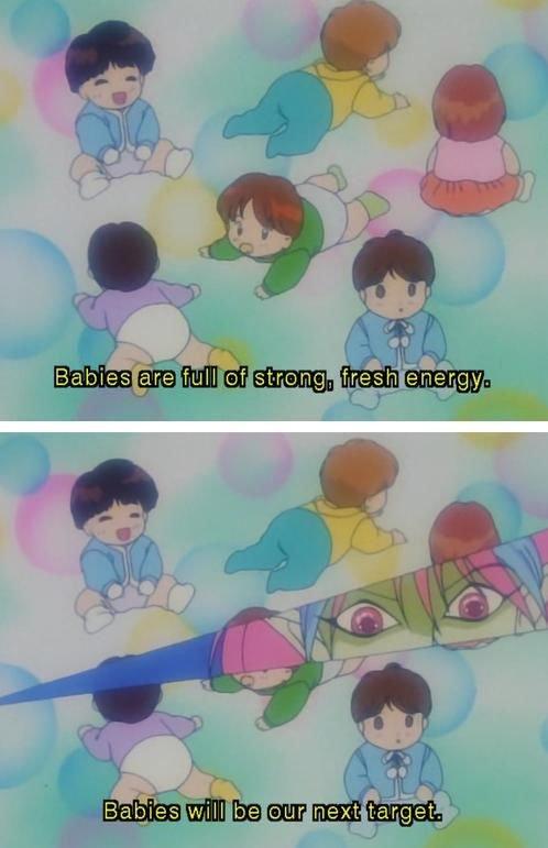 Oh anime. .. I love sailormoon...so many hidden gems!