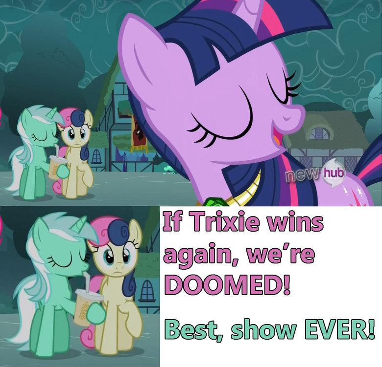 Oh Lyra. .. Hrm...Lyra gives no .