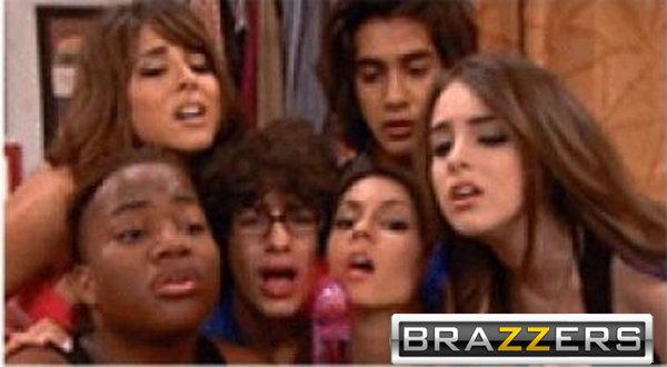 Oh, Nickelodeon. . BRAZZERS
