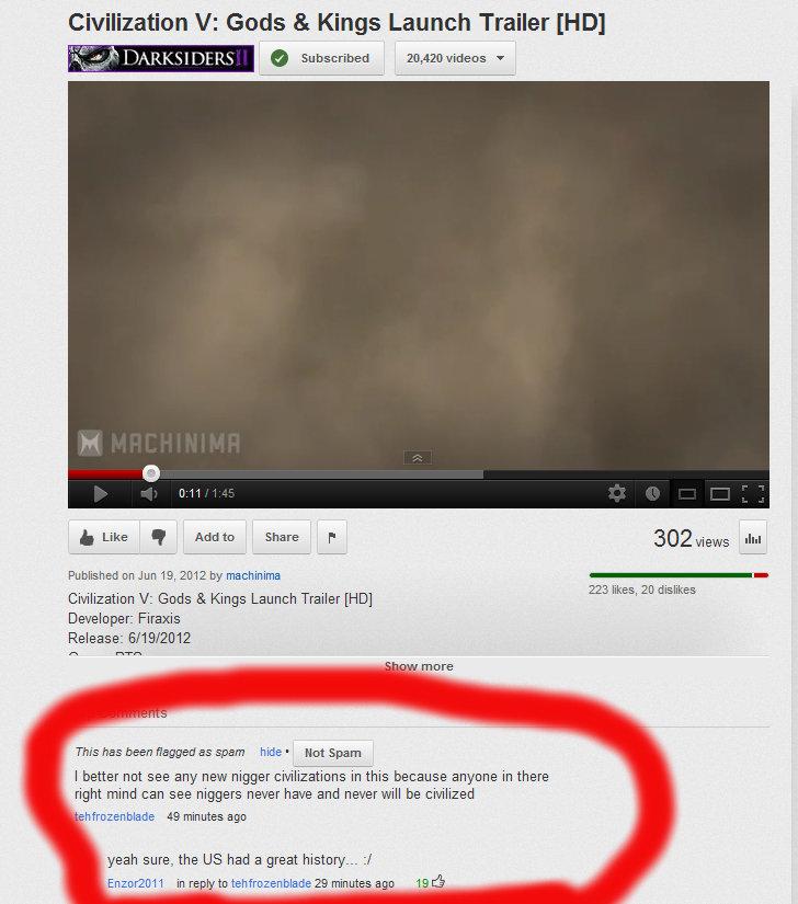 Oh youtube. åopawjgfspæåødroigvasepærgijasepær gisaejpærgaoeirjgæp. faerfgad df asf