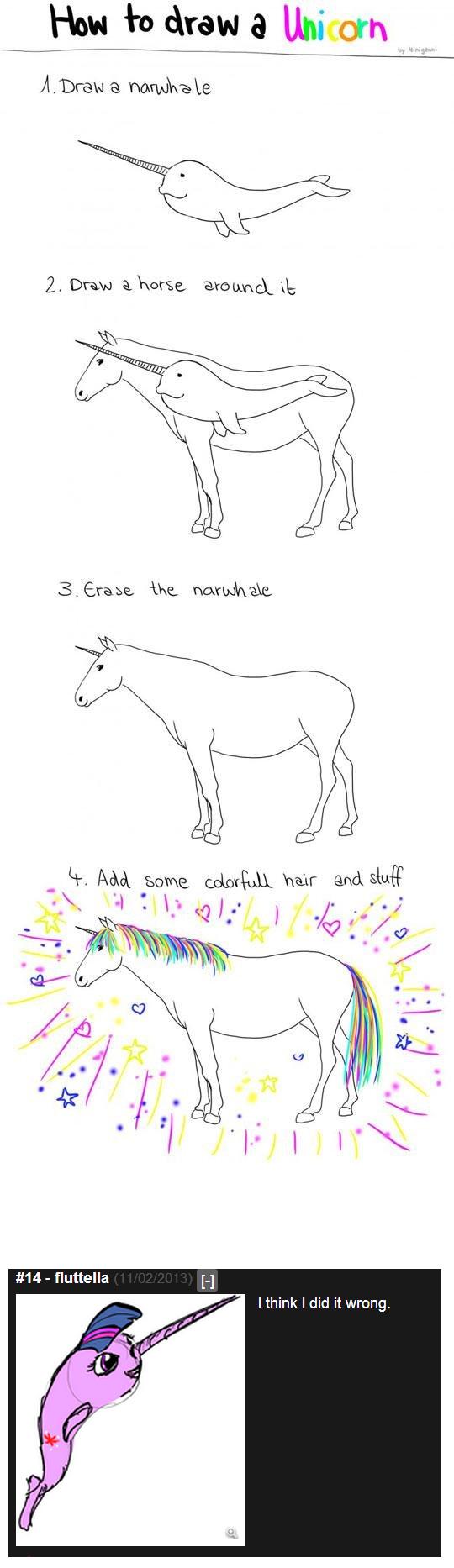 Okaaaaay. . 2, Draw a. horse arousal 3. 1, El F Era BE. lhe 14 - flutterby. >lightbulb