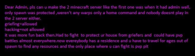 Old Server. .