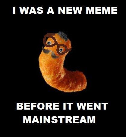 Old meme. .. oldfag