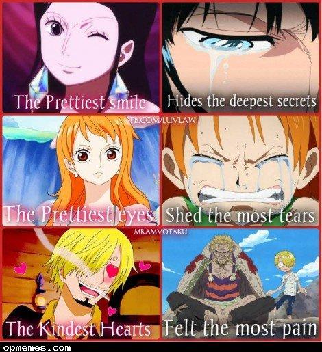 One Piece. . iis I rides the deepest secrets it Hearts felt the most pain com