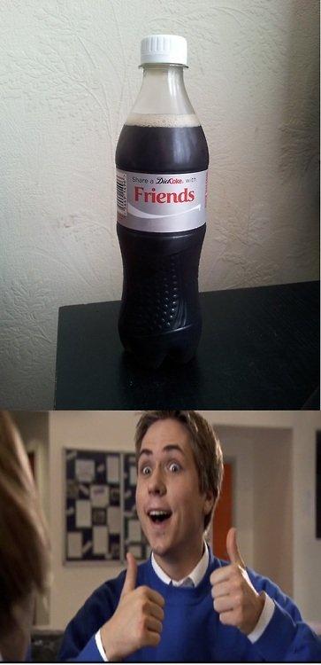 Ooo, friend!. .