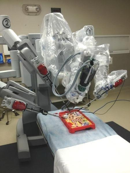 operation on operation. .. Who won?