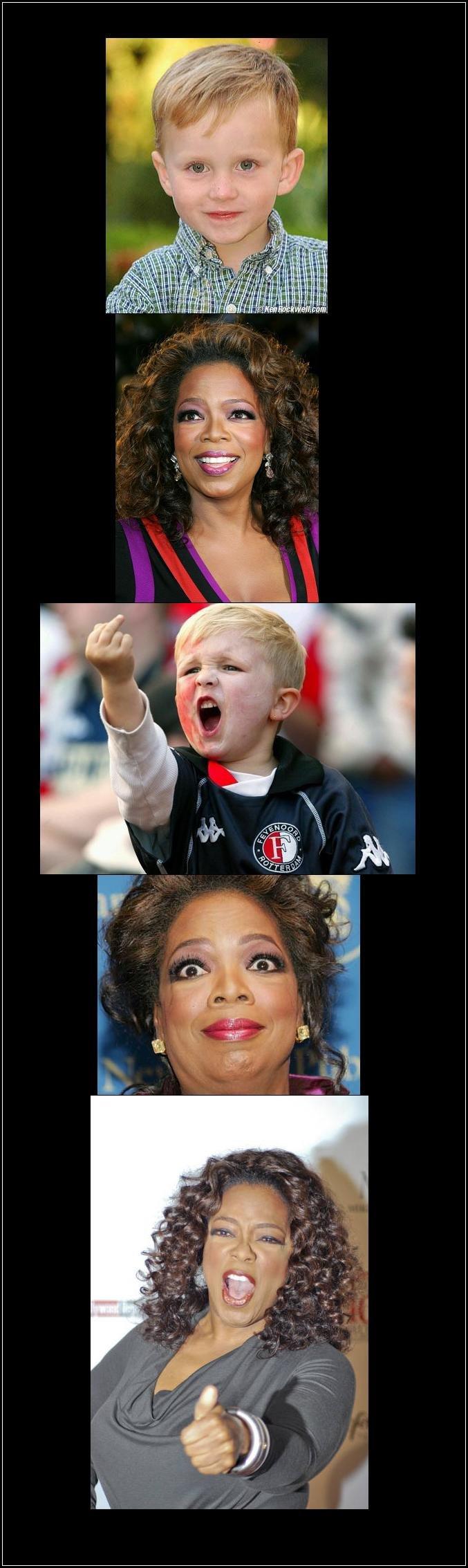 Oprah Approves. .