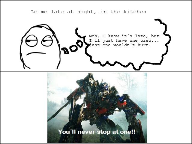 Optimus Prime Advice