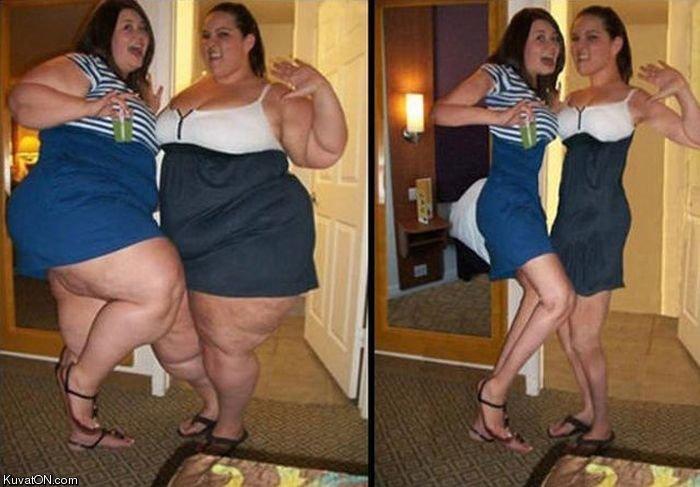 Original vs. Facebook photo. .