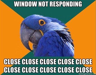 Paranoid Parrot. . ems: Ellis! class must ems: Eles! Ellis! NOSE Ellis! Ellis!__