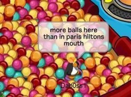 Paris Hilton. . huh