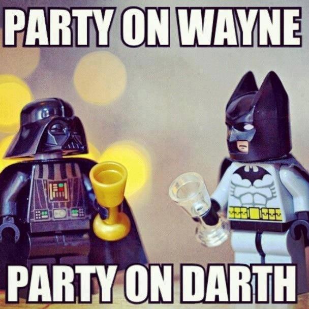 Party On. . rain