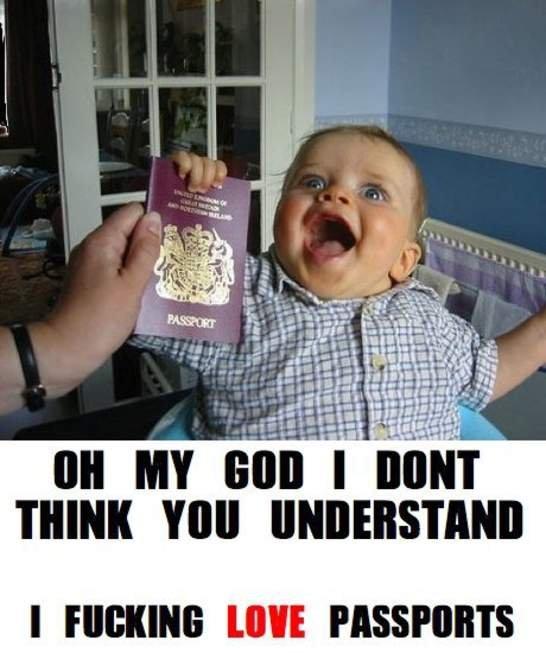 passports. .