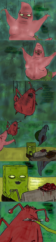 Patrick's Secret Box. .. I need an adult!