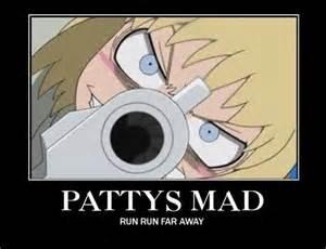 pattys mad run run far away.. . LLH RUN FAR AWAY