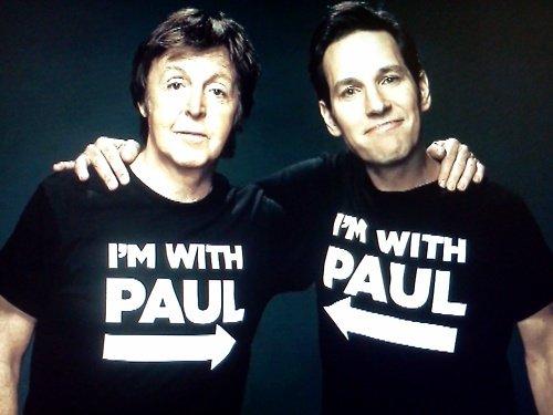 Paul and Paul. .