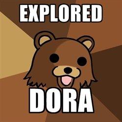 pedo bear. . Ihu