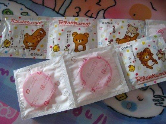 Pedo Bear Condoms. Even Pedo Pear needs protection...... aww u douche