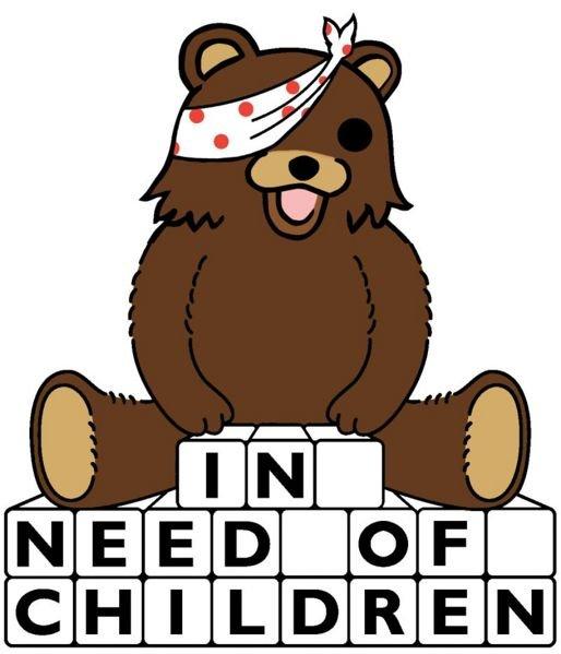 Pedobear In need. lol he needs your help lol :L. CHILDREN pedobear