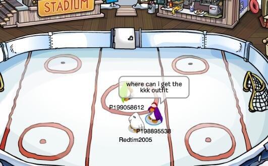 Penguin club. .
