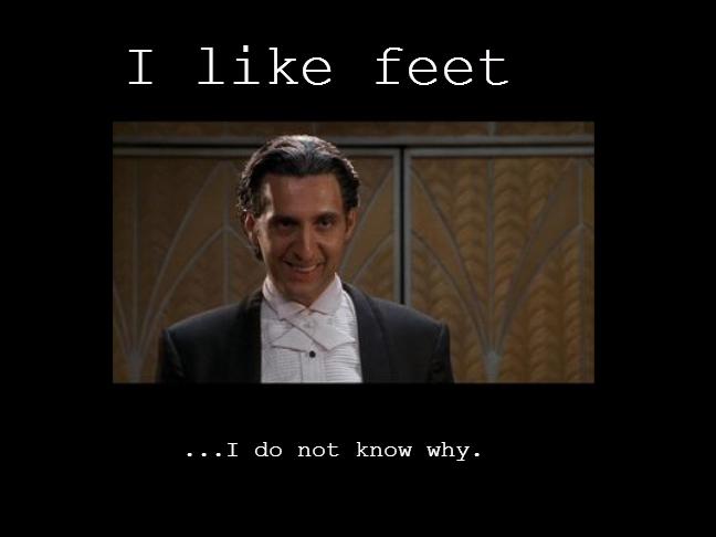 Foot Fetish People 38