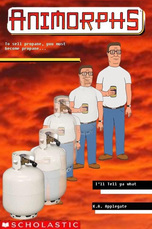 """Perfect. . To sell propane, you muat became propane """" """" """" tattle.', I' ll Tell ya what KAI. Applegate ASTIC"""