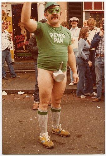 Peter Pan. The Original Peter Pan.. that is a pot