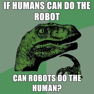 "Philosorapter. . If NIH "" THE HOBIT 00 m. robo-rape?"